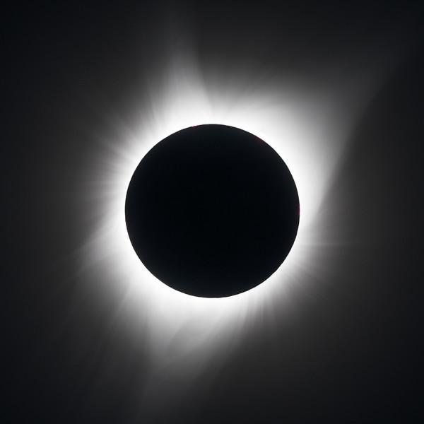 Solar Eclipse Corona 2017