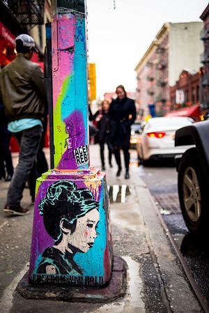 Pole Graffiti