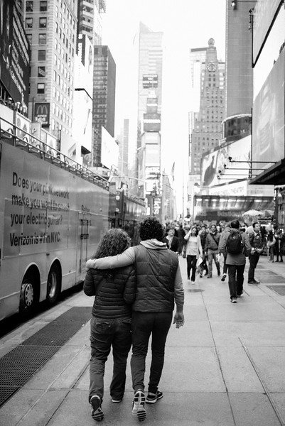 You and Me in the Big City