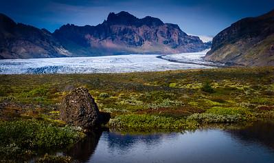 Svínafellsjökull Glacier-2