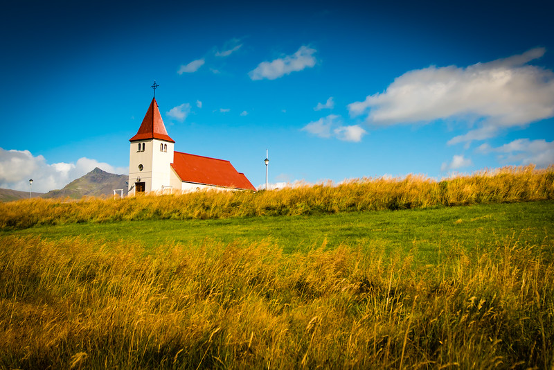 Many Churches of Iceland