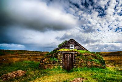 Near Reykjavík Early Days-2
