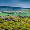 Ranch Community near Hraunfoss Falls
