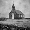 Little Black Church at Búðir - Snæfellsnes Peninsula, Iceland