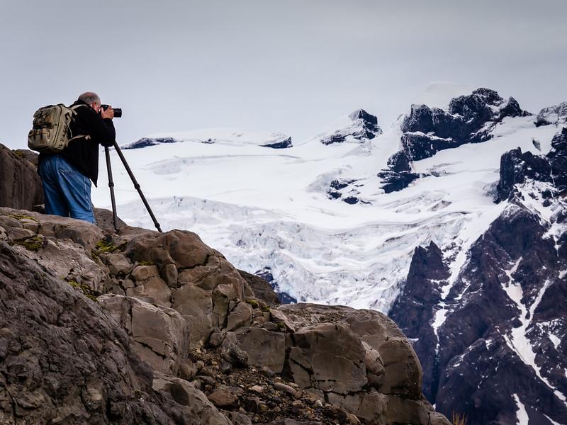 Svínafellsjökull Glacier Steve Hallmark