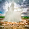 The Great Geysir, active for over 10,000 years