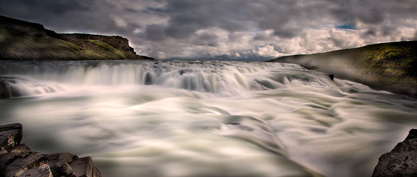 Gullfoss Water Fall