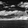 Bolungarvík across the inlet