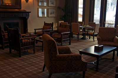 Lounge Montage Deer Valley