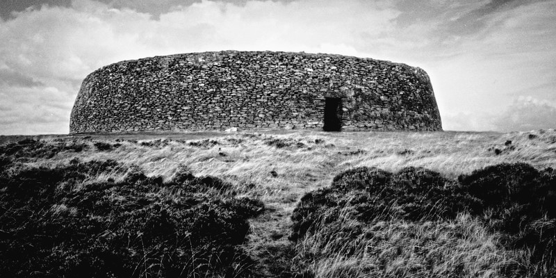 Exterior of Grianan of Aileach
