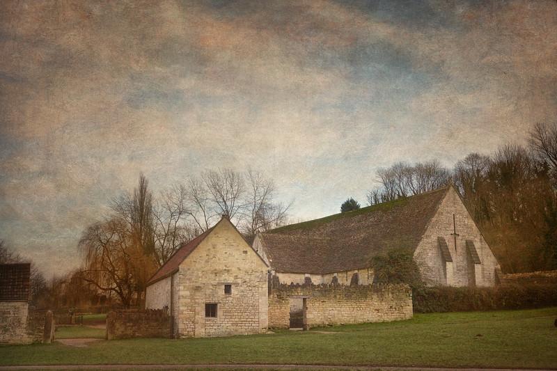 Medieval Tithe Barn
