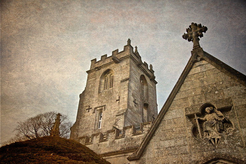 Parish Church of St Katharine, Holt, Wiltshire