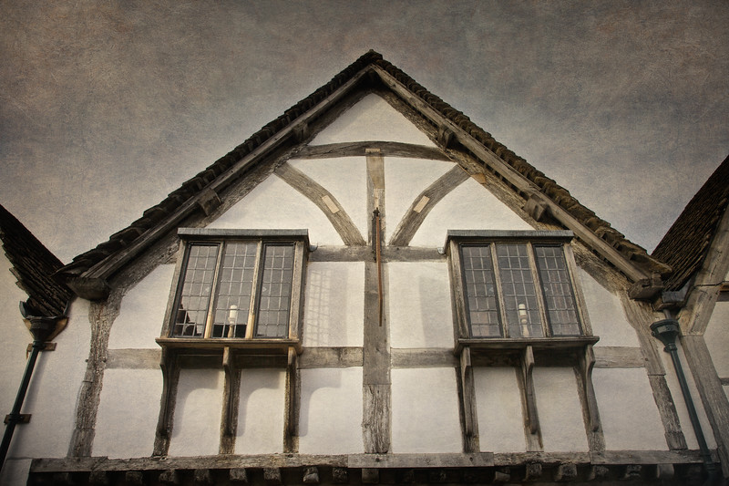Lacock, Wiltshire, Great Britain