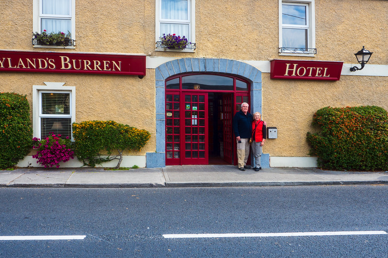 Hylands Burren Hotel Main St Ballyvaughan Co. Clare, Ireland