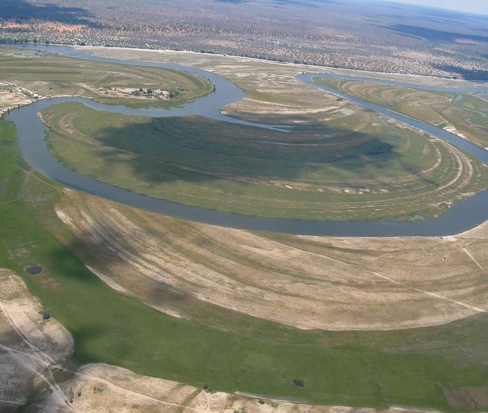 Chobe River Oxbow