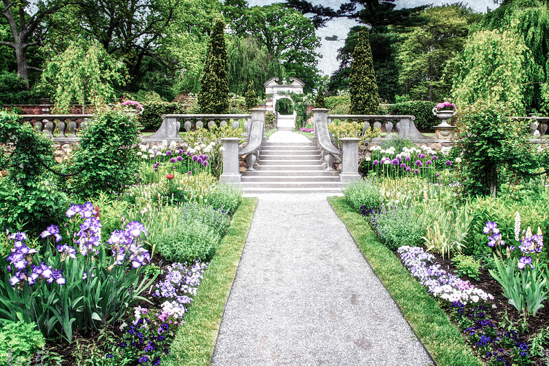 Old Westbury Gardens, Nassau County, Long Island, New York