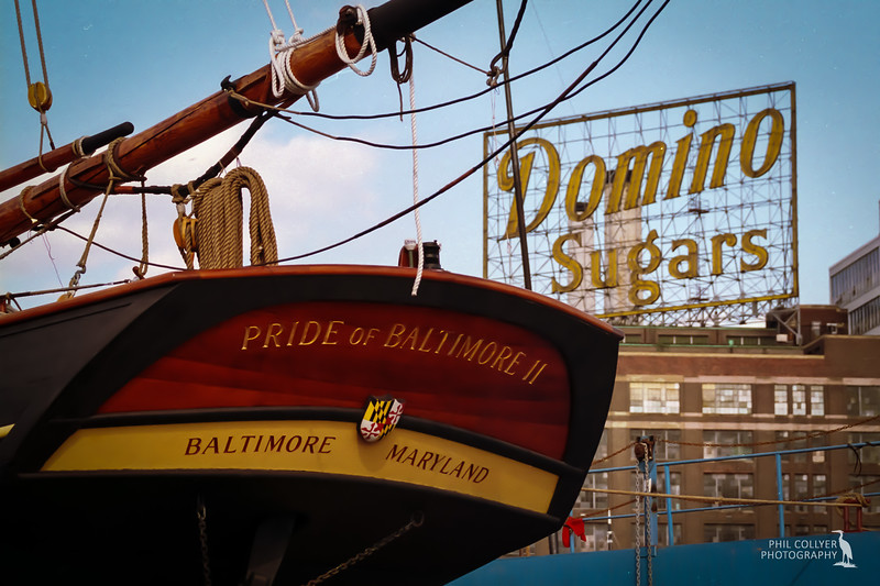 Baltimore's Icons