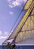 Headrig with Sails, Pride of Baltimore II