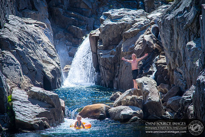South Yuba River Swimming Hole