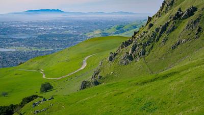 Hiking Mission Peak Trail - Fremont, CA