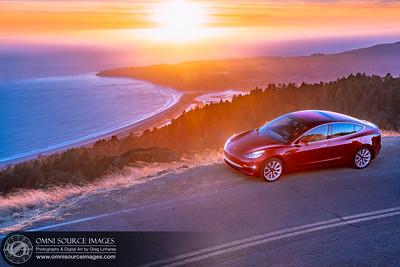 181006_5573-Tesla_Model_3_Sunset_Over_Stinson_Beach_CA