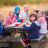 Dinner at Bullfrog Pond Campground