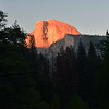 Half Dome Sunset | Yosemite National Park