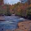 Downstream from Turtleneck Falls