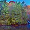Niaid Falls on Lake Sequoyah