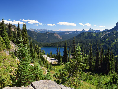 Dewey Lake | Mount Rainier National Park