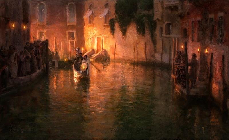 """Venice Wedding"""
