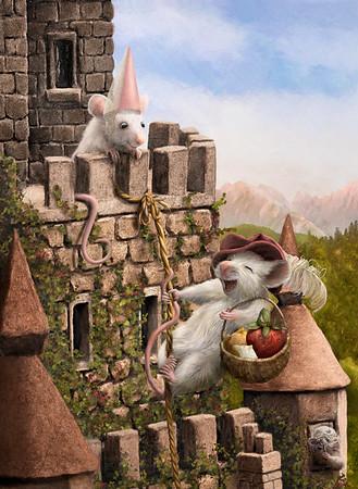 """Fairy Tale Love Story"""