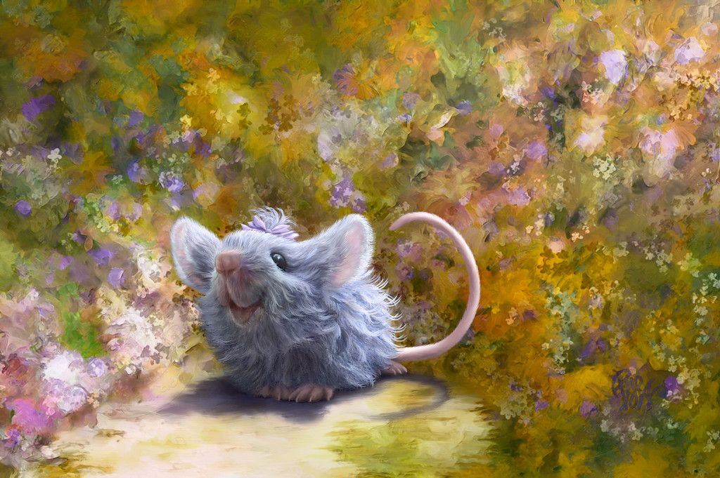 """Little Lilac"""