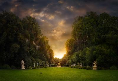 """""""The Baroque Garden"""""""