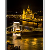 Chain Bridge and Parliment Building, Budapest