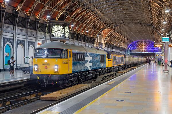 September 2021 (RAIL 940)