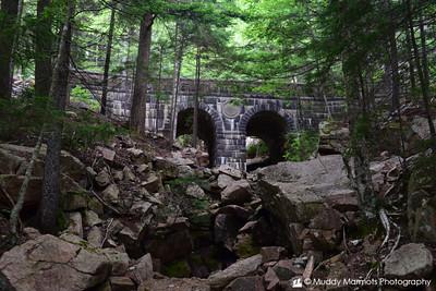 Deer Creek Bridge | Acadia National Park