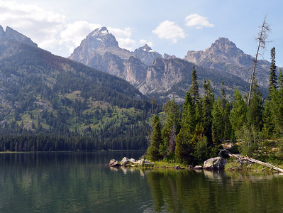 Jenny Lake | Grand Teton National Park