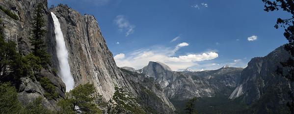 Upper Yosemite Falls | Yosemite National Park