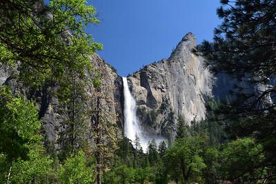Bridalveil Falls | Yosemite National Park