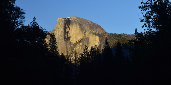 Afternoon Half Dome | Yosemite National Park