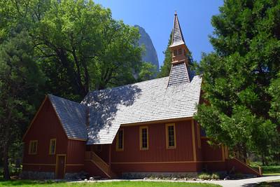 Yosemite Valley Chapel | Yosemite National Park