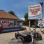 Tucumcari Trading Post | Route 66 in New Mexico