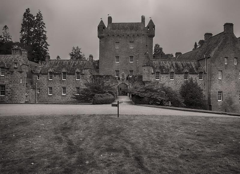 Cawdor Castle, Scotland