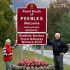 Welcome to Peebles Scotland