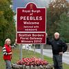 Welcome to Peebles Scotland
