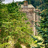 Neidpath Castle Peebles Scotland