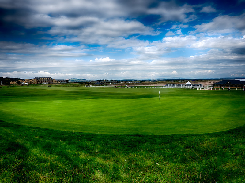 The Old Course at St Andrews Scotland
