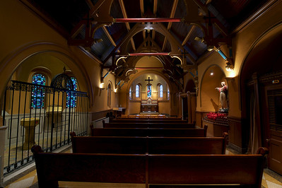 St. Mary's Side Chapel