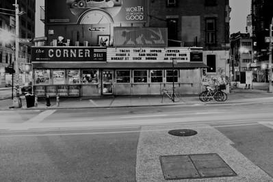 The Corner Deli, Kenmare Street